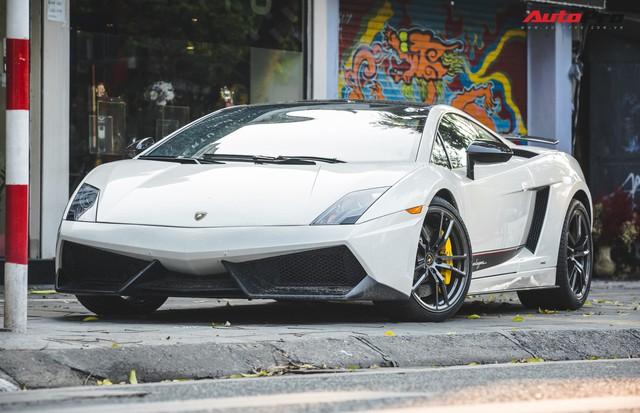 Lamborghini Gallardo Superleggera độc nhất Việt Nam làm xe dâu và hình ảnh khiến nhiều người cảm thấy sợ hãi - Ảnh 4.