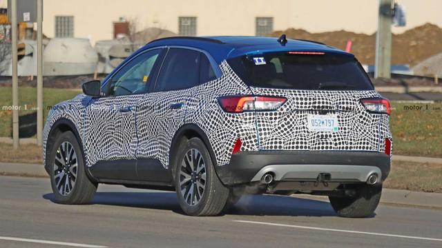 Lộ ảnh nóng Ford Escape 2020 ra mắt cuối năm nay - Ảnh 3.