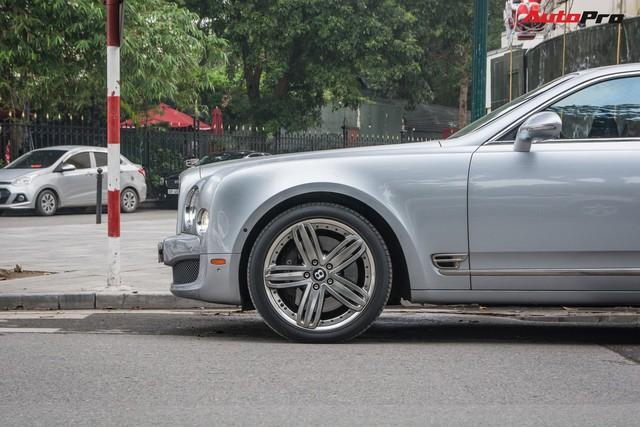Bentley Mulsanne Le Mans Edition độc nhất Việt Nam có điểm gì khác biệt? - Ảnh 8.