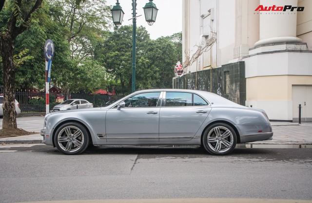 Bentley Mulsanne Le Mans Edition độc nhất Việt Nam có điểm gì khác biệt? - Ảnh 2.