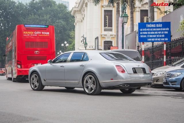 Bentley Mulsanne Le Mans Edition độc nhất Việt Nam có điểm gì khác biệt? - Ảnh 3.