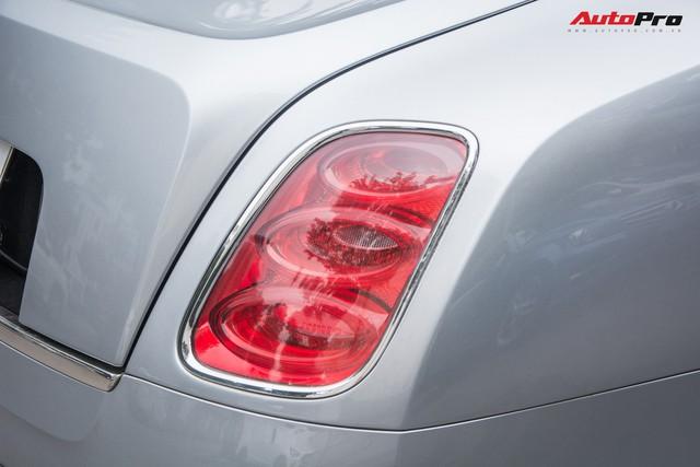 Bentley Mulsanne Le Mans Edition độc nhất Việt Nam có điểm gì khác biệt? - Ảnh 6.
