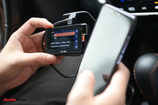Đánh giá camera hành trình Mio Mivue 792 vừa ra mắt tại VN: quay 60 fps, thương hiệu tốt nhưng giá cao - Ảnh 9.
