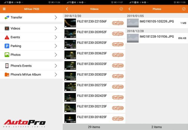 Đánh giá camera hành trình Mio Mivue 792 vừa ra mắt tại VN: quay 60 fps, thương hiệu tốt nhưng giá cao - Ảnh 10.