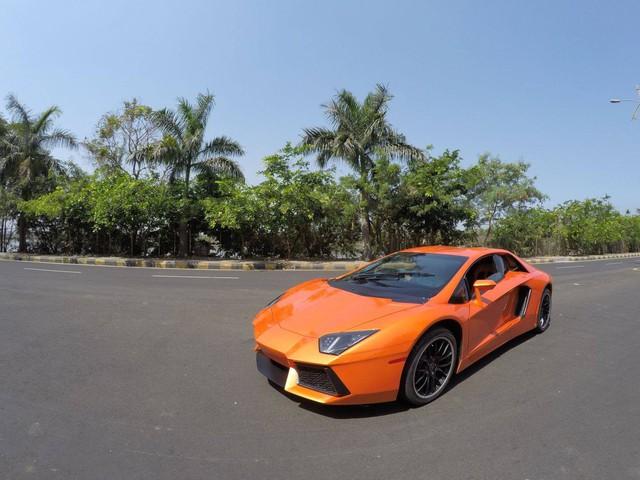 Lamborghini Aventador độ như thật từ Honda Accord - Ảnh 1.