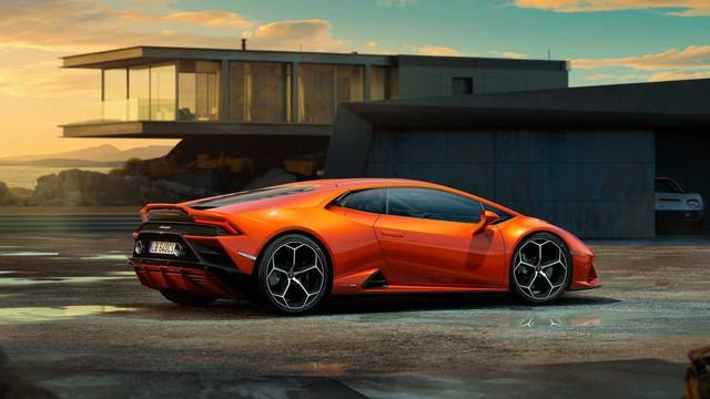 Ra mắt Lamborghini Huracan EVO - Khi siêu xe Performante ăn kiêng - Ảnh 3.