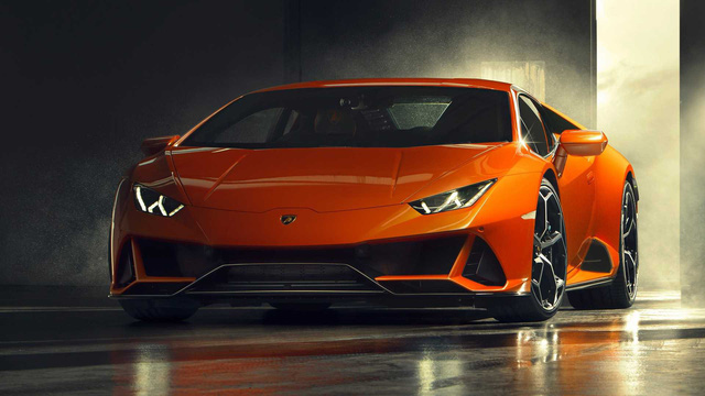 Ra mắt Lamborghini Huracan EVO - Khi siêu xe Performante ăn kiêng - Ảnh 2.