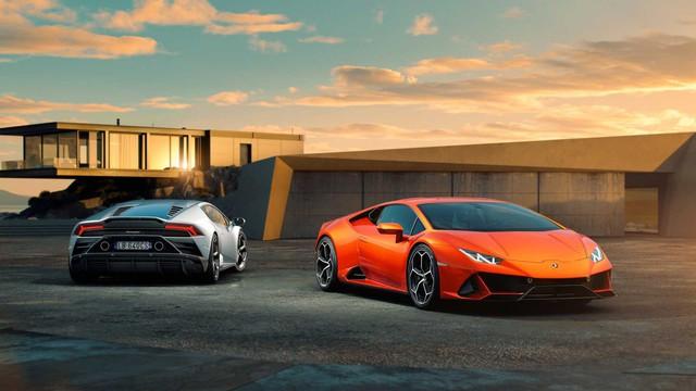 Ra mắt Lamborghini Huracan EVO - Khi siêu xe Performante ăn kiêng - Ảnh 1.