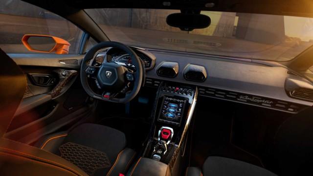 Ra mắt Lamborghini Huracan EVO - Khi siêu xe Performante ăn kiêng - Ảnh 7.