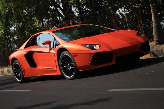 Lamborghini Aventador độ như thật từ Honda Accord - Ảnh 2.