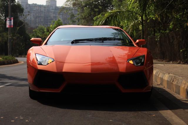 Lamborghini Aventador độ như thật từ Honda Accord - Ảnh 4.