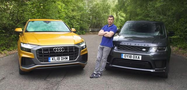 Đây là lý do nhiều người đánh giá Audi Q8 cao hơn Range Rover Sport - Ảnh 1.