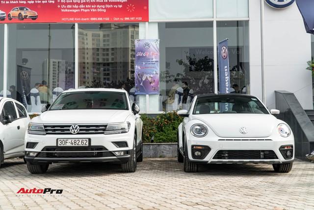 Chờ Touareg, VW Việt Nam dồn sức cho Tiguan Allspace và Passat - Ảnh 4.