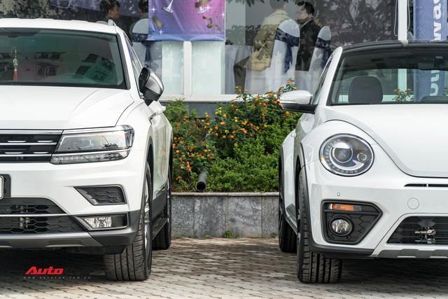 Chờ Touareg, VW Việt Nam dồn sức cho Tiguan Allspace và Passat - Ảnh 3.