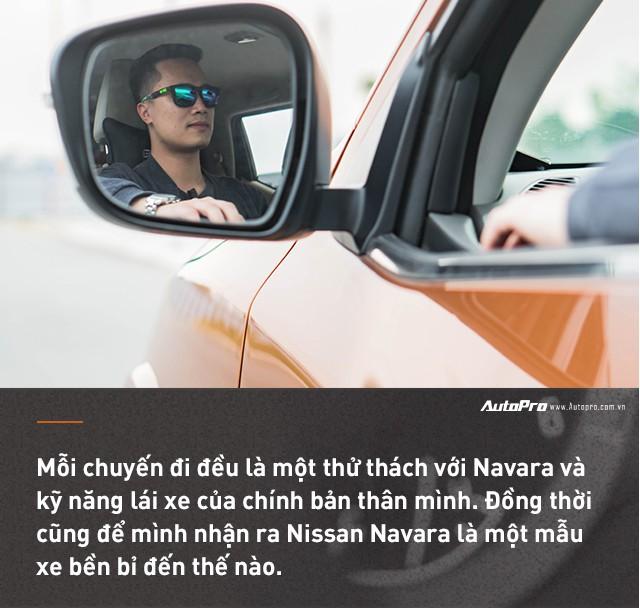Người dùng đánh giá Nissan Navara - Từ quyết định ngược dòng số đông tới 100.000km đồng hành - Ảnh 14.