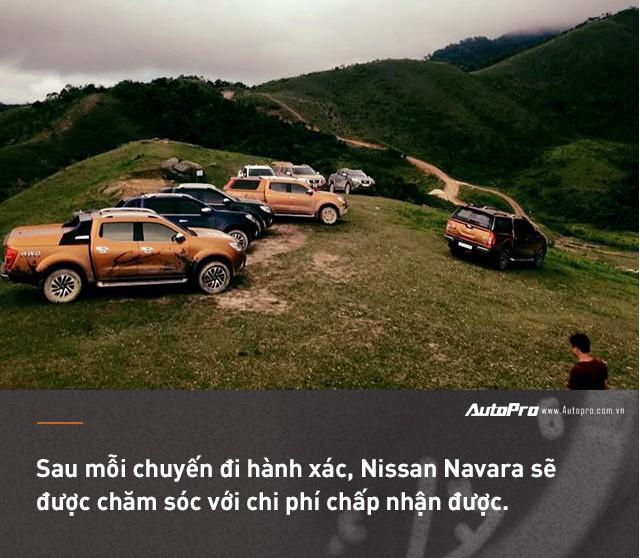 Người dùng đánh giá Nissan Navara - Từ quyết định ngược dòng số đông tới 100.000km đồng hành - Ảnh 18.