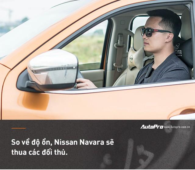 Người dùng đánh giá Nissan Navara - Từ quyết định ngược dòng số đông tới 100.000km đồng hành - Ảnh 10.