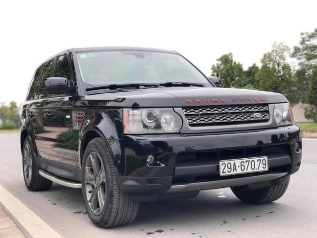 Range Rover Sport có giá bao nhiêu sau 50.000 km lăn bánh? - Ảnh 1.