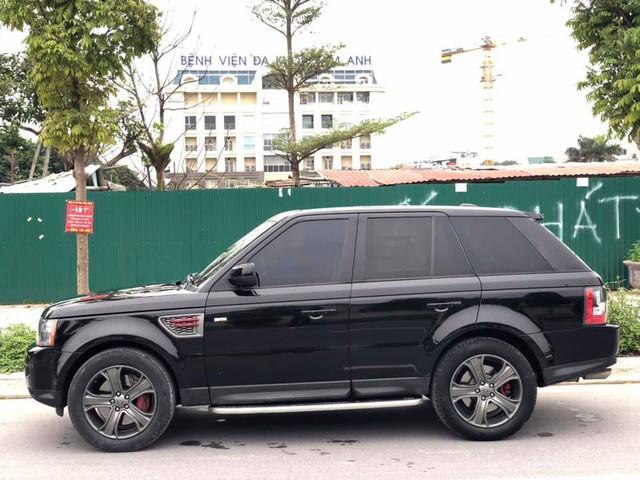 Range Rover Sport có giá bao nhiêu sau 50.000 km lăn bánh? - Ảnh 2.