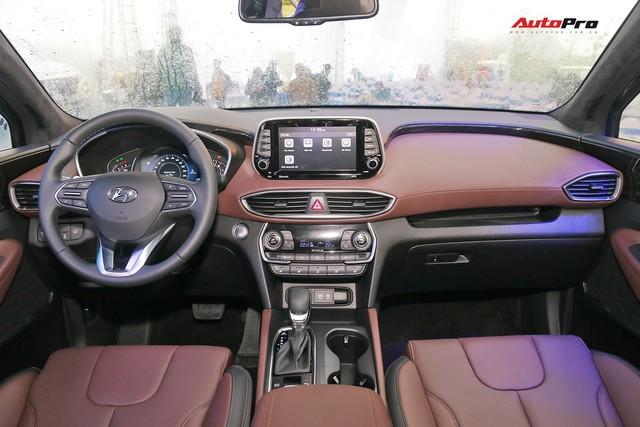 Hyundai Santa Fe 2019 ra mắt với 6 phiên bản, giá từ 995 triệu đồng - Ảnh 2.