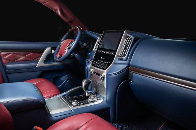 Toyota Land Cruiser độ xuất sắc: Dùng ghế BMW 7-Series, nội thất ngang chuẩn Lexus - Ảnh 4.