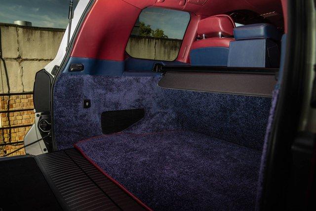 Toyota Land Cruiser độ xuất sắc: Dùng ghế BMW 7-Series, nội thất ngang chuẩn Lexus - Ảnh 9.