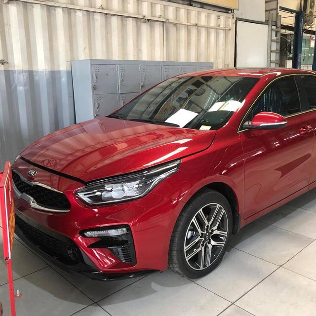 Kia Cerato bản nâng cấp về đại lý, đón đầu Mazda3 và Toyota Corolla Altis mới - Ảnh 3.