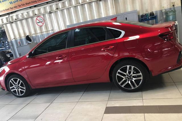 Kia Cerato bản nâng cấp về đại lý, đón đầu Mazda3 và Toyota Corolla Altis mới - Ảnh 1.