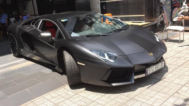 Siêu bò Lamborghini Aventador từng của ông chủ Trung Nguyên lột xác mạnh mẽ - Ảnh 5.