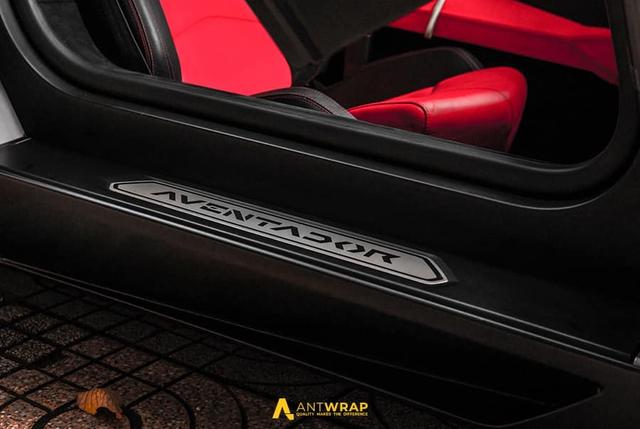 Siêu bò Lamborghini Aventador từng của ông chủ Trung Nguyên lột xác mạnh mẽ - Ảnh 3.