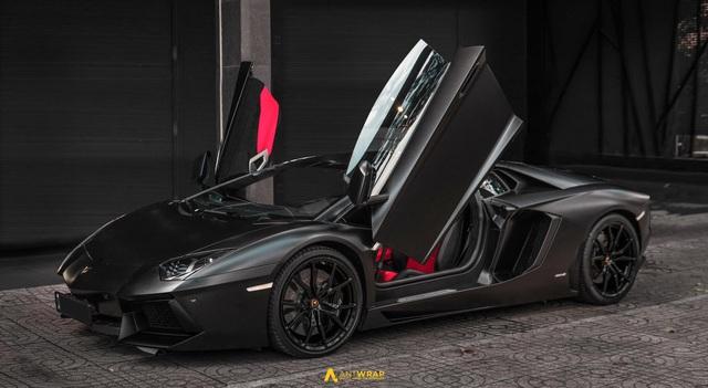 Siêu bò Lamborghini Aventador từng của ông chủ Trung Nguyên lột xác mạnh mẽ - Ảnh 1.