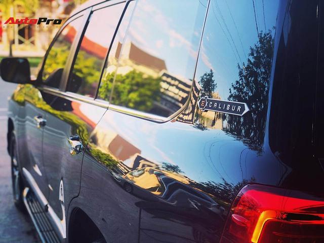 Toyota Land Cruiser phiên bản Excalibur cao cấp nhất tại châu Âu về Việt Nam - Ảnh 2.