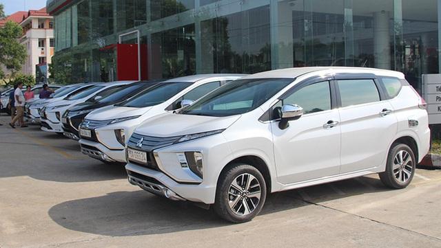 Đánh bại nhiều đối thủ, Mitsubishi Xpander giật giải MPV cỡ nhỏ tốt nhất năm 2020 - Ảnh 1.