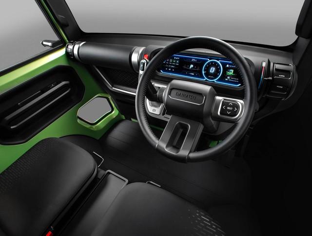 Thương hiệu con của Toyota hé lộ SUV dị đấu Suzuki Jimny - Ảnh 10.