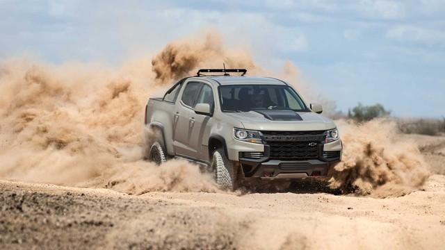 Chevrolet Colorado mới lộ thêm thông tin hot khi mẫu cũ đối mặt nguy cơ bị khai tử khỏi Việt Nam - Ảnh 1.