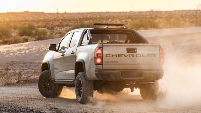 Ra mắt Chevrolet Colorado 2021: Siêu đẹp, chờ về Việt Nam đấu Ford Ranger - Ảnh 2.