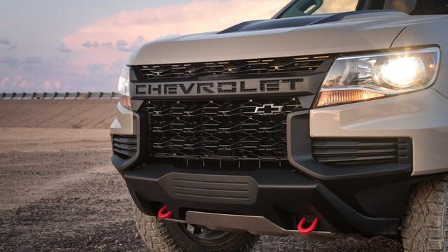 Ra mắt Chevrolet Colorado 2021: Siêu đẹp, chờ về Việt Nam đấu Ford Ranger - Ảnh 3.