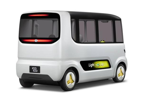 Thương hiệu con của Toyota hé lộ SUV dị đấu Suzuki Jimny - Ảnh 7.