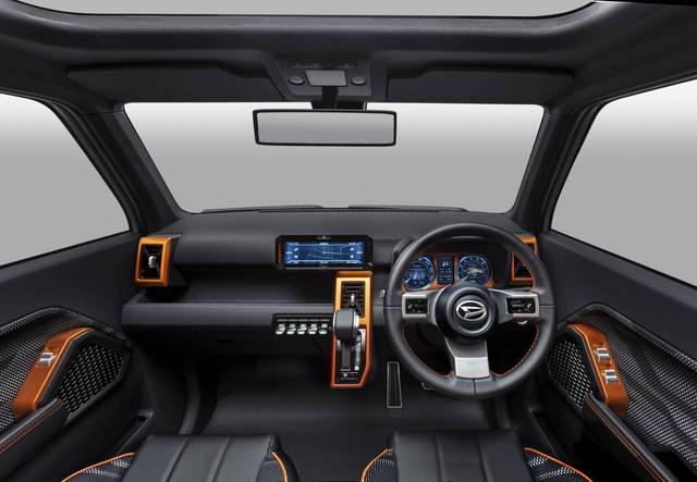 Thương hiệu con của Toyota hé lộ SUV dị đấu Suzuki Jimny - Ảnh 3.