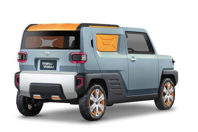 Thương hiệu con của Toyota hé lộ SUV dị đấu Suzuki Jimny - Ảnh 2.