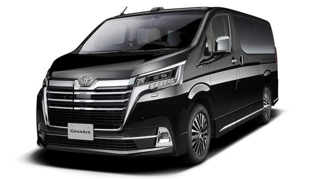 Toyota hé lộ mẫu MPV cao cấp mới ra mắt trong tháng 10/2019