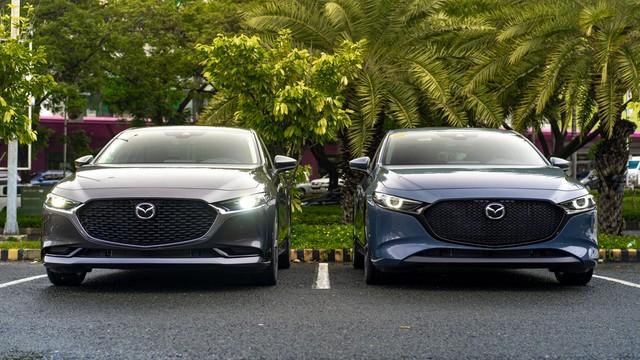 Đại lý tiết lộ thời điểm ra mắt Mazda3 thế hệ mới tại Việt Nam - Ảnh 1.