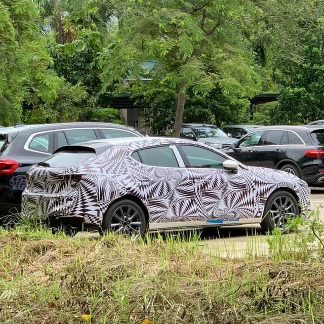 Đại lý tiết lộ thời điểm ra mắt Mazda3 thế hệ mới tại Việt Nam - Ảnh 3.