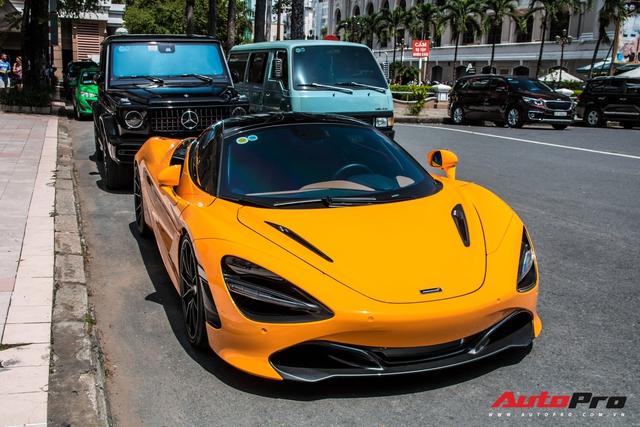 Rộ tin doanh nhân Nguyễn Quốc Cường chia tay McLaren 720S màu cam - Ảnh 5.