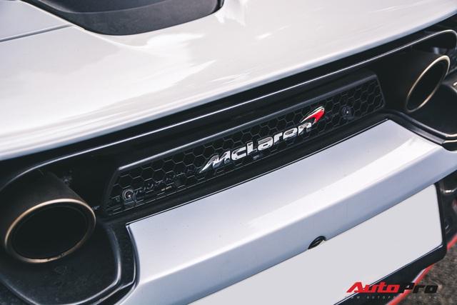 McLaren 720S đầu tiên về Việt Nam tắm trắng để tiếp tục tìm chủ nhân mới - Ảnh 8.