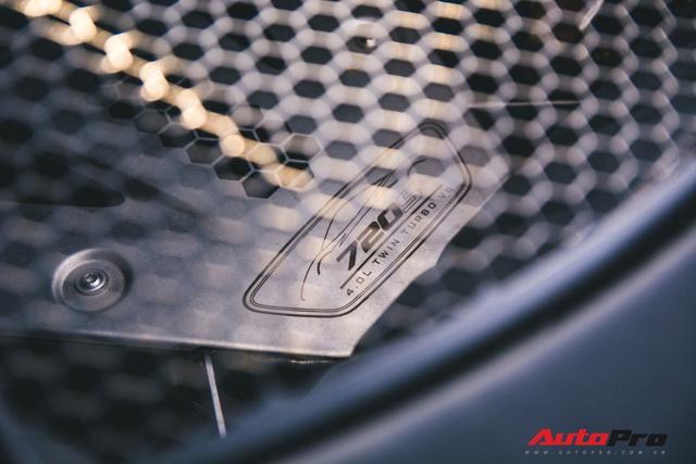 McLaren 720S đầu tiên về Việt Nam tắm trắng để tiếp tục tìm chủ nhân mới - Ảnh 9.