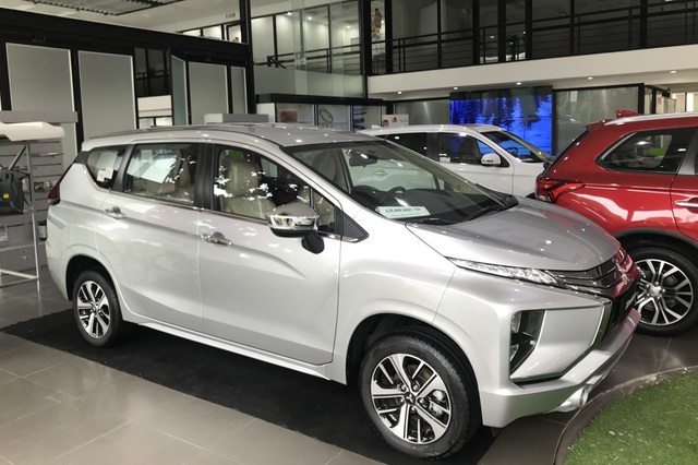Mitsubishi Xpander lần thứ 2 bán vượt 2.000 xe/tháng - Ảnh 1.