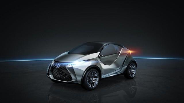 Lexus nhá hàng xe nhỏ như Kia Morning sắp ra mắt - Ảnh 1.