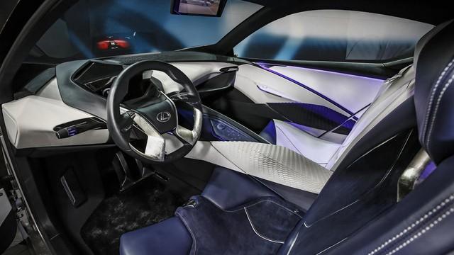 Lexus nhá hàng xe nhỏ như Kia Morning sắp ra mắt - Ảnh 3.