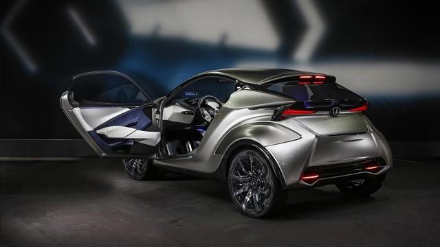 Lexus nhá hàng xe nhỏ như Kia Morning sắp ra mắt - Ảnh 2.